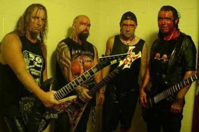 Poze Poze Slayer - SLAYER  (the band)