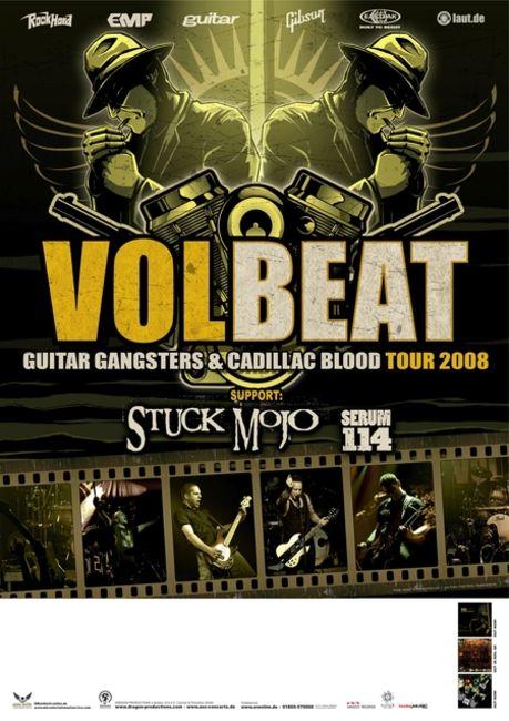 Poze Poze VOLBEAT - Volbeat