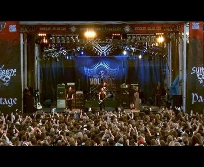 Poze Poze VOLBEAT - Volbeat Live