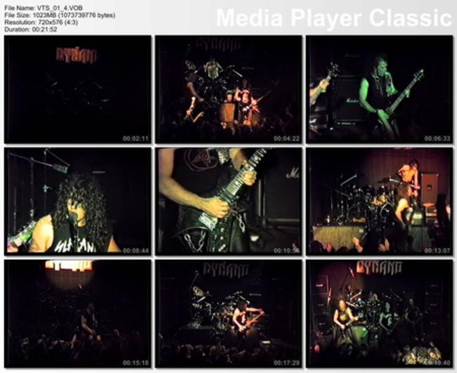 Poze Poze Slayer - slayer live @ dynamo 1985