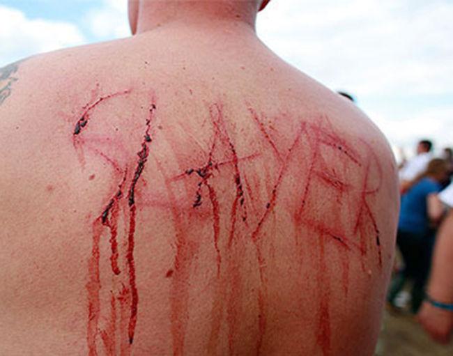 Poze Poze Slayer - fan