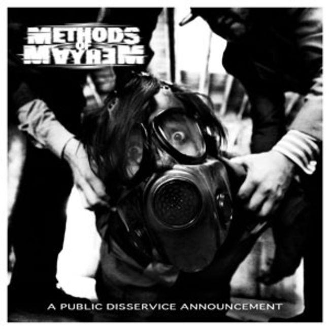 Poze Poze Methods Of Mayhem - Methods Of Mayhem