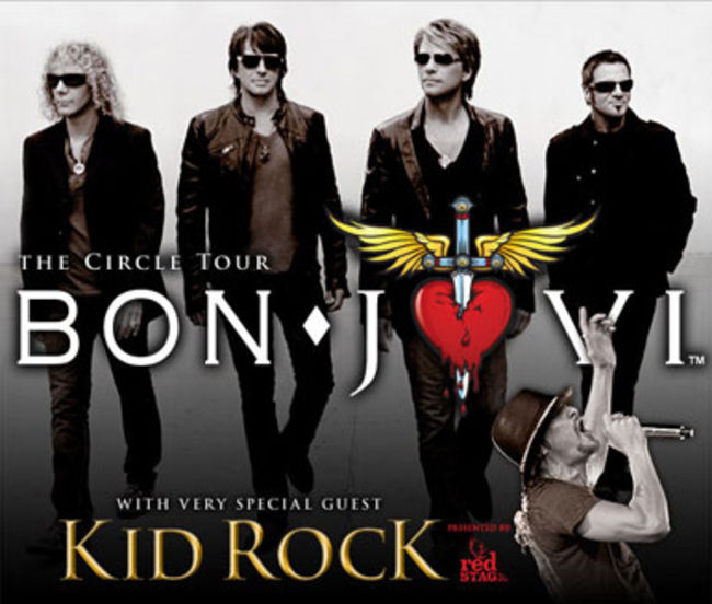 Poze Poze Bon Jovi - bon jovi_The Kid Rock