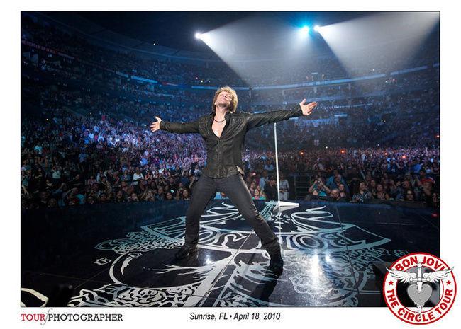 Poze Poze Bon Jovi - bon jovi_Sunrise,FL,18,2010