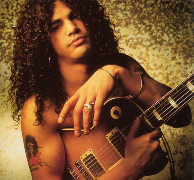 Poze Poze Guns N Roses - Slash