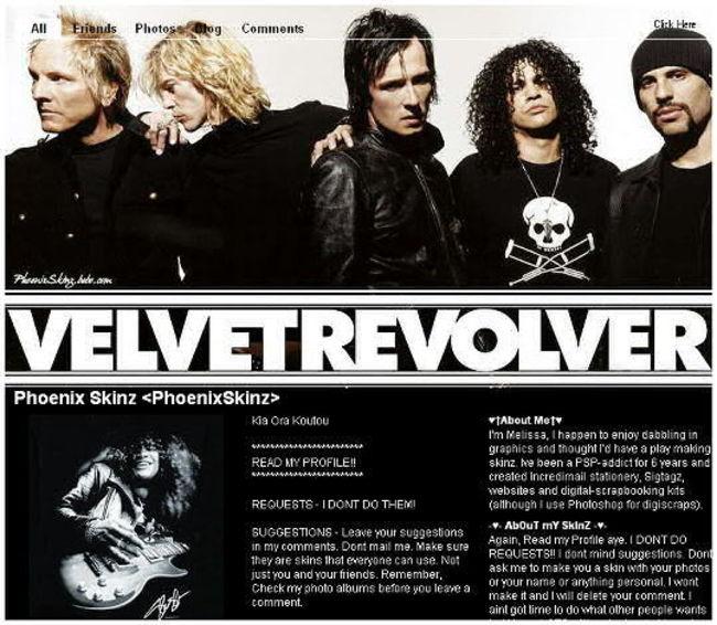 Poze Poze Velvet Revolver - Velvet