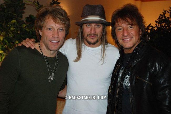 Poze Poze Bon Jovi - jon,richie and kid rock