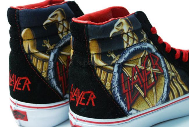 Poze Poze Slayer - Vans Slayer edition .. papuci must have :D