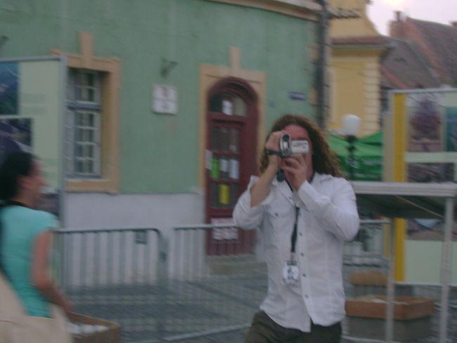 Poze Poze Anathema - Jamie filmandu-ma la Artmania