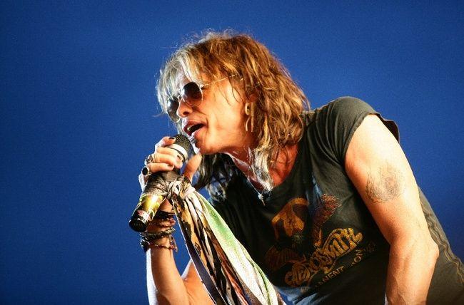 Poze Poze Aerosmith - Poze concert Aerosmith la Bucuresti