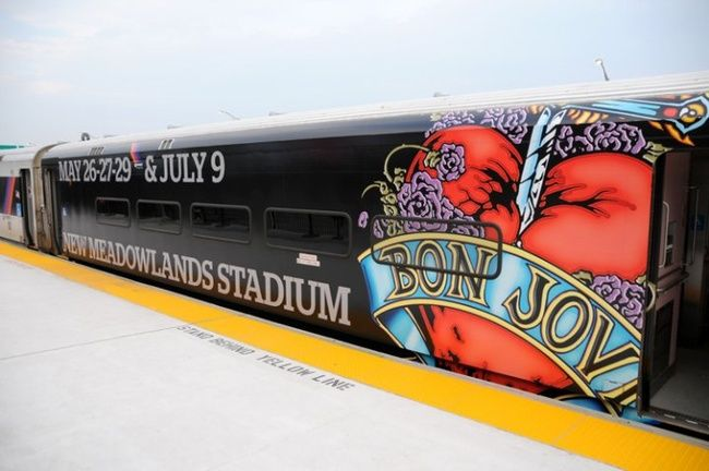 Poze Poze Bon Jovi - bon jovi train_Meadowlands Stadium 2010