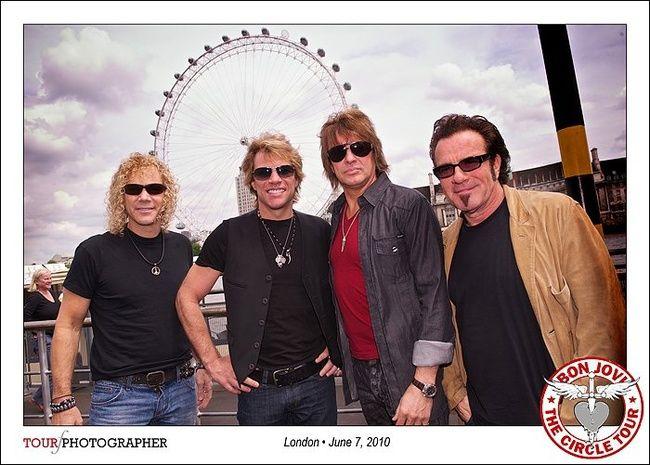 Poze Poze Bon Jovi - bon jovi_London 06/07/2010