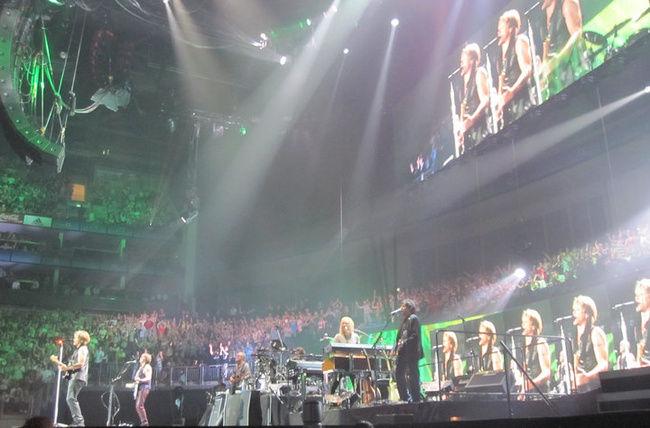 Poze Poze Bon Jovi - bon jovi_London O2 Arena