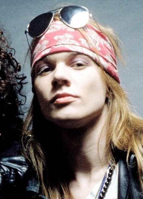 Poze Poze Guns N Roses - axl rose