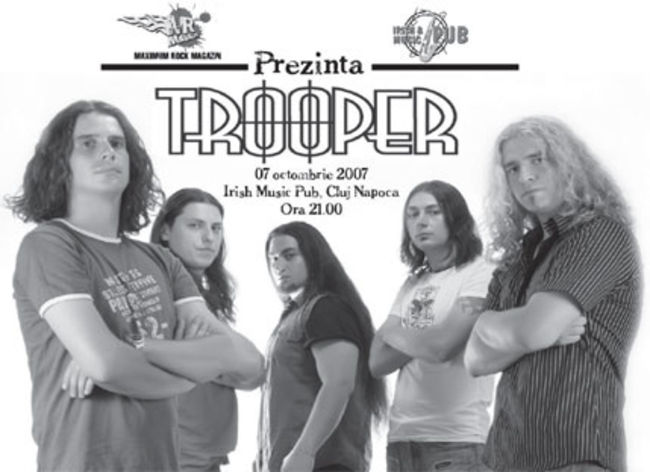 Poze Poze Trooper (Ro) - trooper