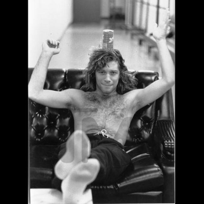 Poze Poze Bon Jovi - jon bon jovi young