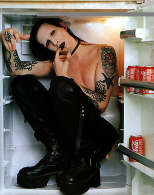 Poze Poze Marilyn Manson - mm