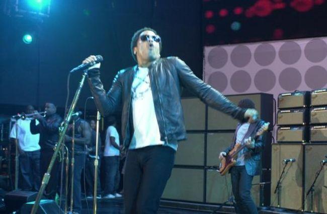 Poze Poze Lenny Kravitz - l