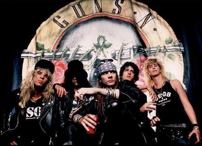 Poze Poze Guns N Roses - GR
