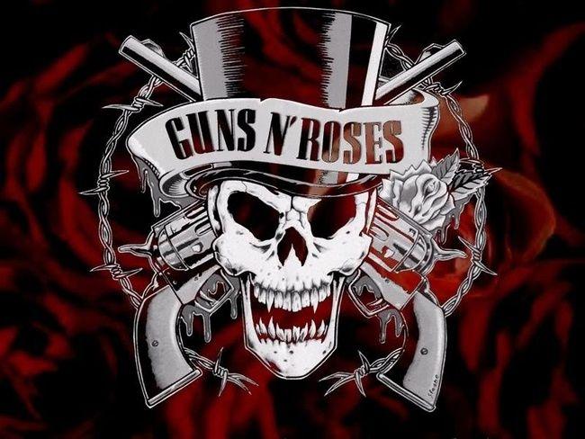 Poze Poze Guns N Roses - GNR WALL