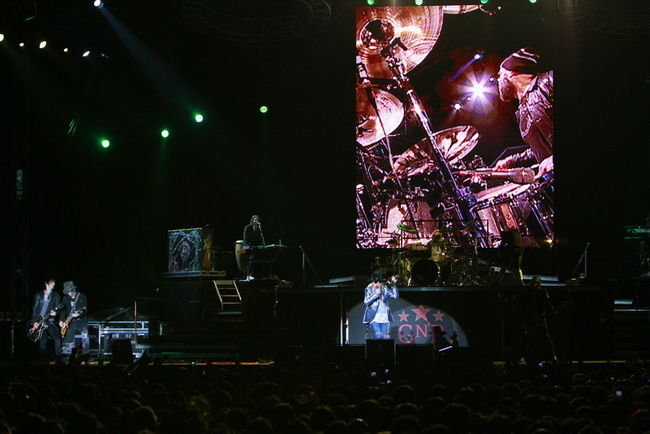 Poze Poze Guns N Roses - Guns N Roses la Bucuresti