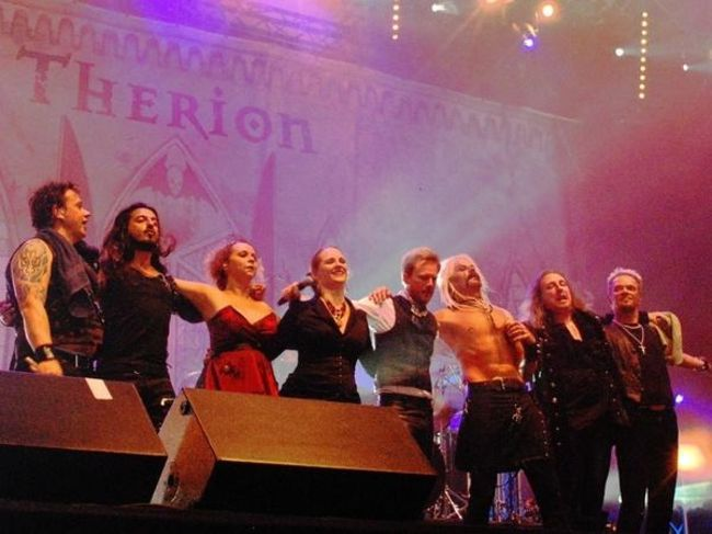 Poze Poze Therion - Therion la Graspop 2010