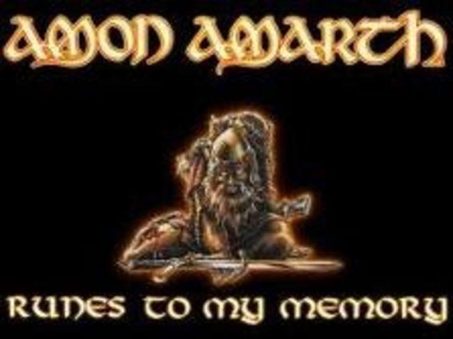 Poze Poze AMON AMARTH - Runes To My Memories