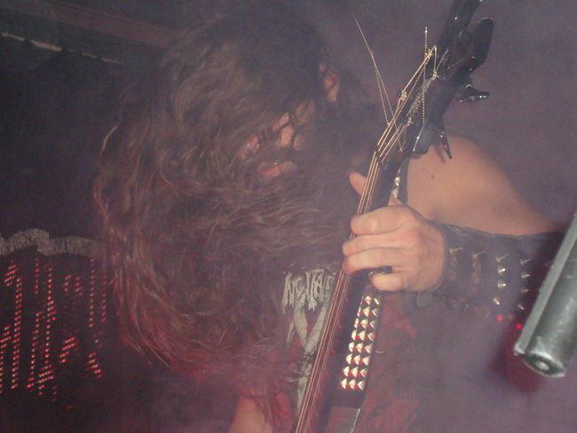 Poze Poze DESTROYER 666 - LIVE IN SILVER CHURCH BUCHAREST