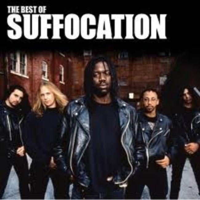 Poze Poze SUFFOCATION - Suffocation