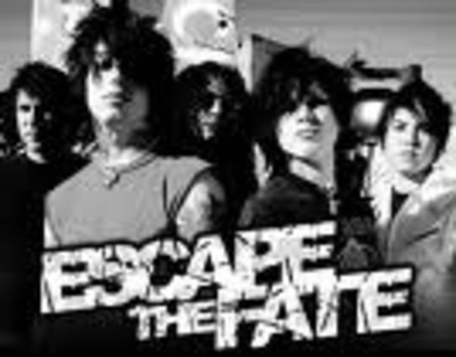 Poze Poze ESCAPE THE FATE - escape the fate
