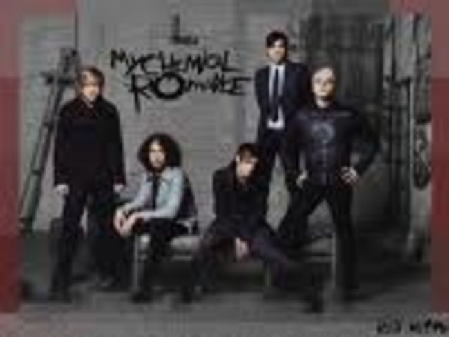 Poze Poze My Chemical Romance - MCR