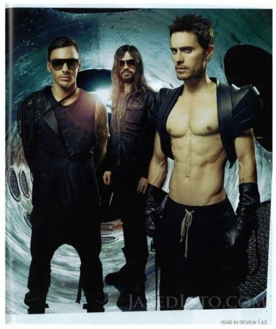 Poze Poze 30 Seconds to Mars - 30 STM 2010