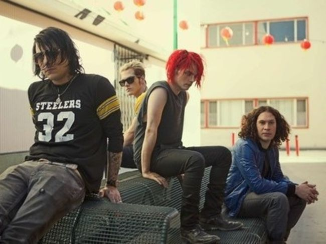 Poze Poze My Chemical Romance - MCR 2010
