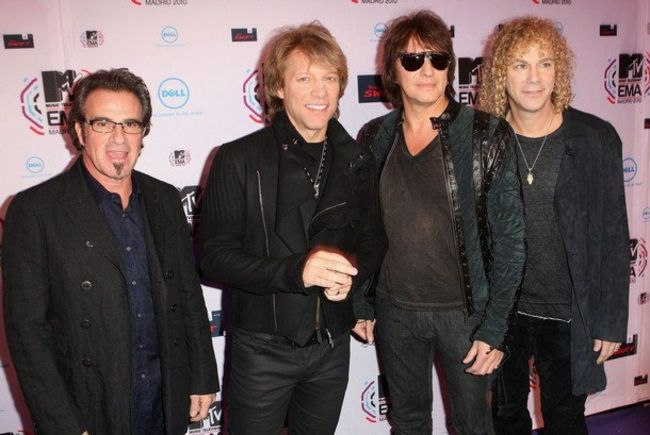 Poze Poze Bon Jovi - BON JOVI_EMA 2010
