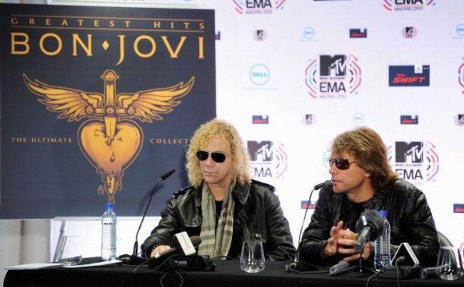 Poze Poze Bon Jovi - jon and david