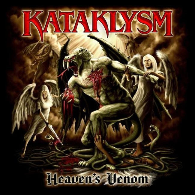 Poze Poze KATAKLYSM - heaven''s venom