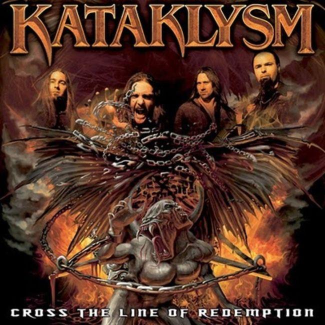 Poze Poze KATAKLYSM - cross the line of redemption
