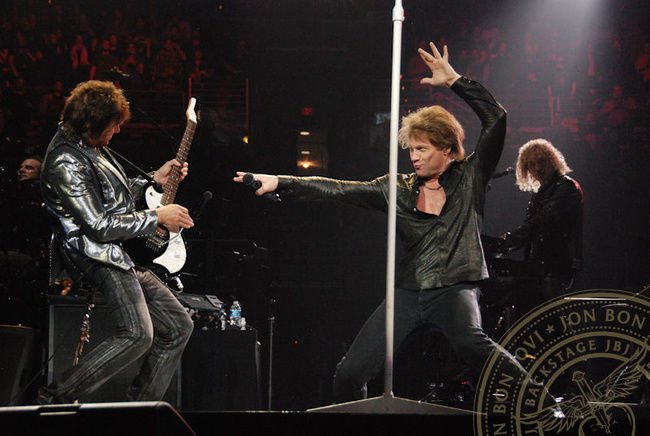 Poze Poze Bon Jovi - jon and richie