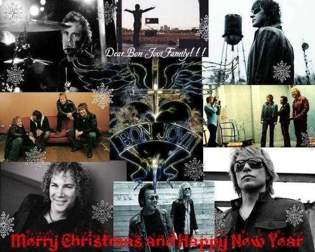 Poze Poze Bon Jovi - bon jovi xmas
