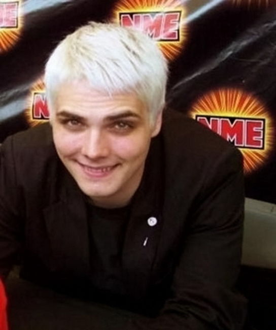 Poze Poze My Chemical Romance - gerard way <3