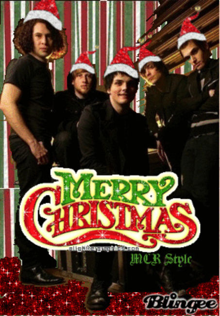 Poze Poze My Chemical Romance - christmas