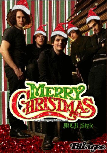 Poze Poze My Chemical Romance - christmas