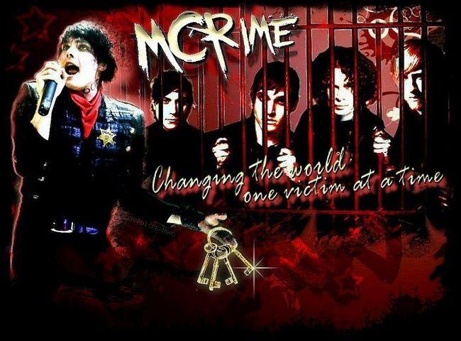 Poze Poze My Chemical Romance - mcrime