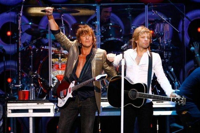Poze Poze Bon Jovi - jon and richie