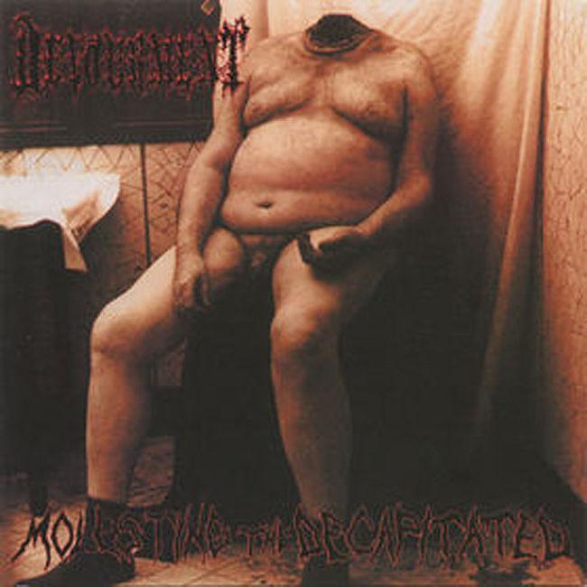 Poze Poze DEVOURMENT - Molesting the decapiteted