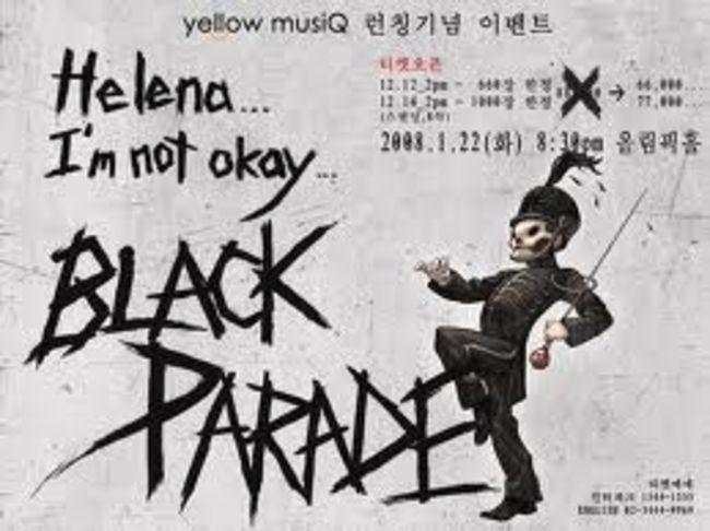 Poze Poze My Chemical Romance - The Black Parade <333