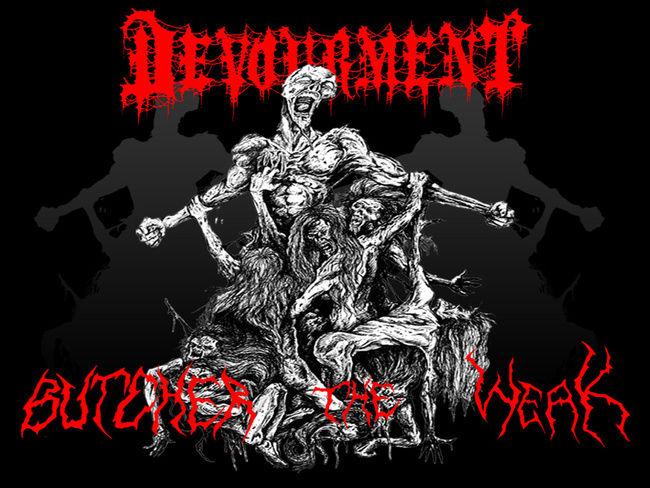 Poze Poze DEVOURMENT - Devourment