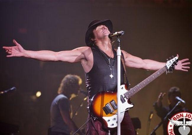 Poze Poze Bon Jovi - richie sambora