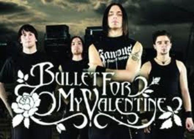Poze Poze Bullet for My Valentine - bfmv