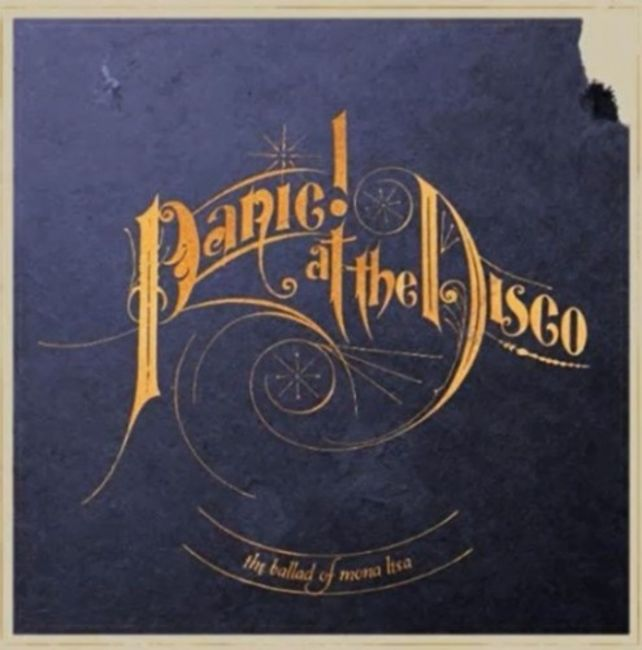 Poze Poze Panic At The Disco - The Ballad Of Mona Lisa